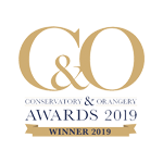 Conservatory & Orangery Awards Winner 2019